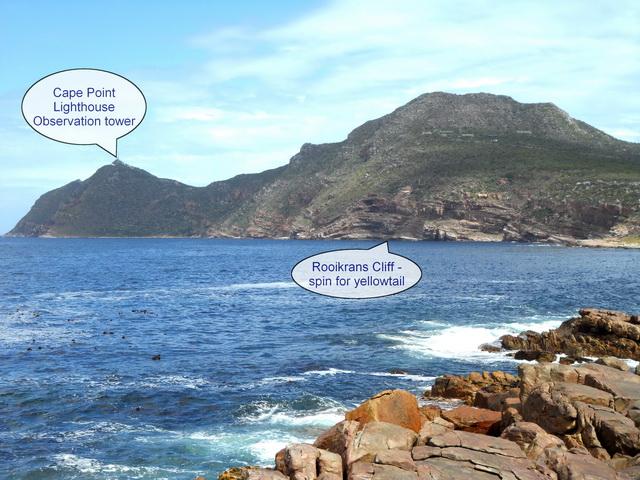 Rooikrans Cliffs